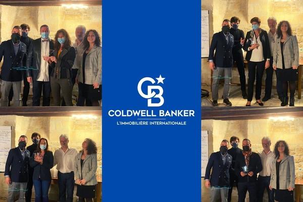 Les awards 2020 Coldwell Banker l'immobilière internationale